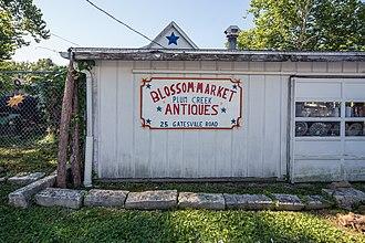 Beanblossom, Indiana - Image: Beanblossom, Indiana