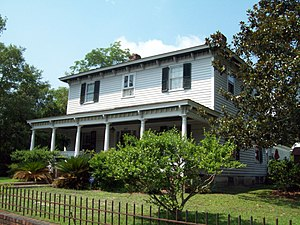 National Register of Historic Places listings in Horry County, South Carolina - Image: Beaty Little House Jun 10