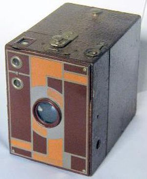 Brownie (camera) - Image: Beau Brownie