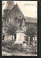 Beaumont en auge statue de Langlois.jpg