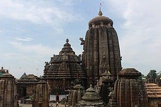 Lingaraja Temple - Image: Beauty of Lingraj Temple