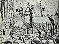 Beauvais (60), église Saint-Étienne, vue vers 1610.jpg