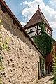 Beilngries, Stadtbefestigung, Innerer Graben 23-20160816-001.jpg