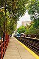 Belgrano R station- Puma arriving.jpg