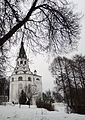 Bell tower of Alexandrov Kremlin 05 (winter 2014) by shakko.JPG