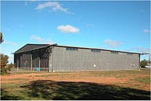 Bellman hangar located at Port Pirie Airport.jpg