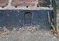 Benchmark at 8 Woolton Road, Childwall.jpg
