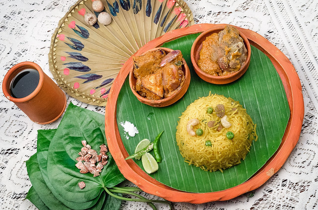 8c26133d206699 File:Bengali Peas Pulao with Mutton Masala - Traditional Bengali Style.jpg