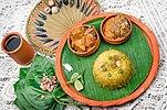 Bengali Peas Pulao with Mutton Masala - Traditional Bengali Style.jpg