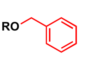 Benzyl group - Benzyl group protecting an alcohol