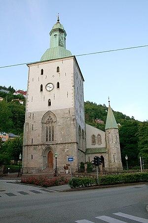 Lutheran Diocese of Bjørgvin - Bergen Cathedral (Bergen domkirke)