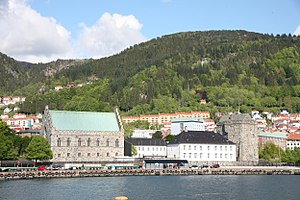 National Fortifications Heritage - Image: Bergenhus.2