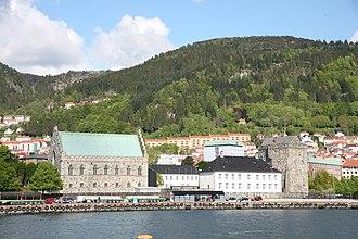 Bergenhus Fortress - Image: Bergenhus.2