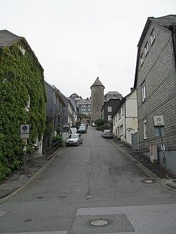 Bergstraße in Arnsberg