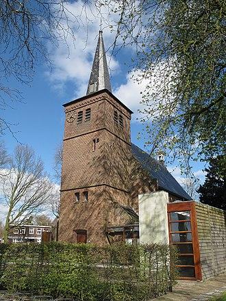 Sint-Michielsgestel - Image: Berlicum, kerk foto 3 2010 04 10 16.05
