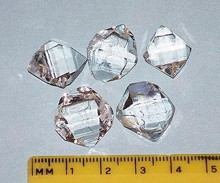 Berlinite aluminium phosphate mineral