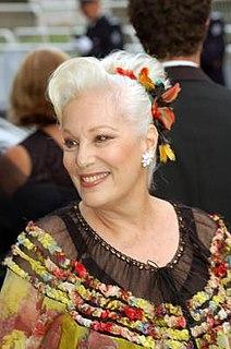 Bernadette Lafont French actress (1938-2013)