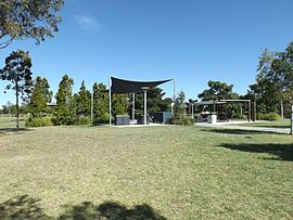 Berrinba Wetlands picnic area.jpg