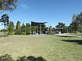 Berrinba, Queensland - Berrinba Wetlands picnic area, 2014