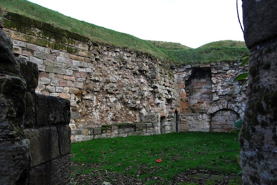 Berwick on Tweed Fortress Detail