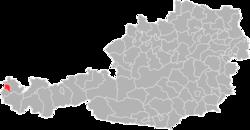 Bezirk Dornbirn in Österreich.png