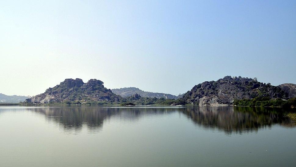 Bhadrakali Lake, Warangal