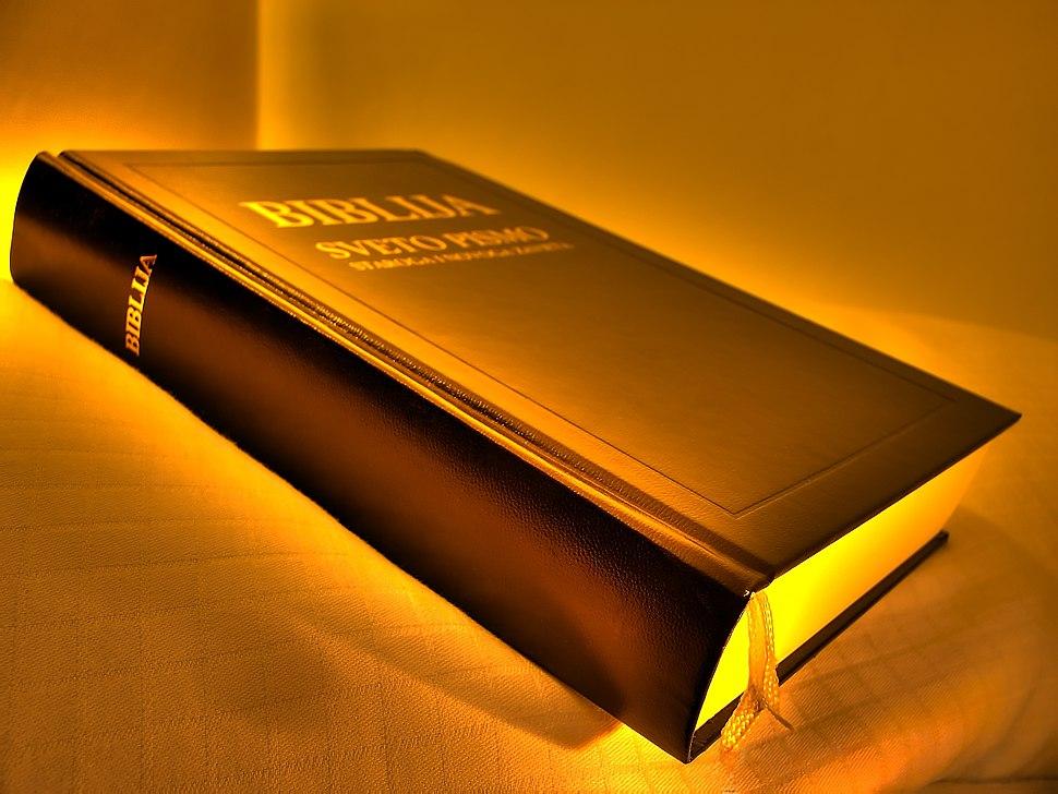 Biblija - sveto pismo