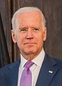 Joe Biden (age 74)since 2017