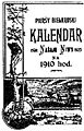 Biełaruski kalendar na 1910.jpg
