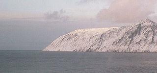 Big Diomede island