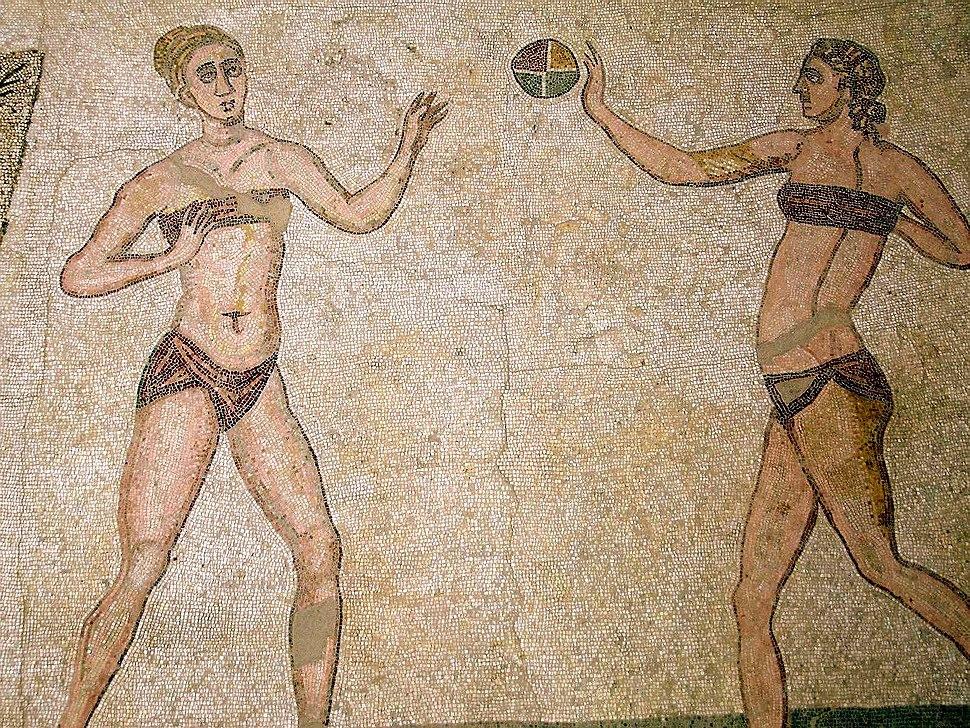 Bikini mosaic