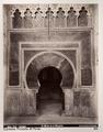 Bild från Johanna Kempes f. Wallis resa genom Spanien, Portugal och Marocko 18 Mars - 5 Juni 1895 - Hallwylska museet - 103291.tif