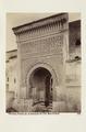 """Bild från familjen von Hallwyls resa genom Algeriet och Tunisien, 1889-1890. """"Tlemcen - Hallwylska museet - 92049.tif"""