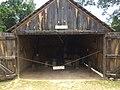 Blacksmith shop inside Fort Mitchell.jpg