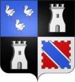 Blason de-Montcalm Gozon II.png