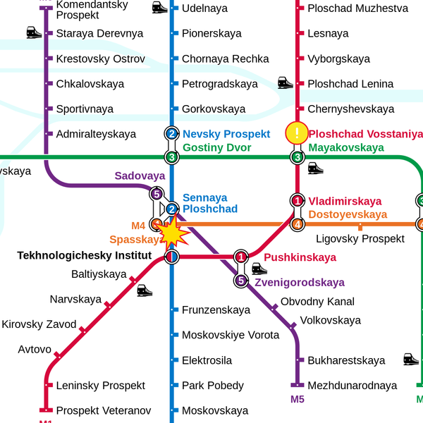 Saint Petersburg Subway Map In English.File Blasts Apr2017 On Spb Metro Map En Png Wikimedia Commons