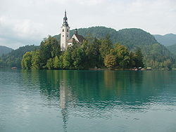 Bled island with church01.JPG