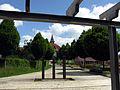Blick vom Kurpark Grafenhausen zur Schwarzwaldhalle.jpg