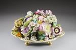 Blomsterskål i porslin - Hallwylska museet - 87217.tif