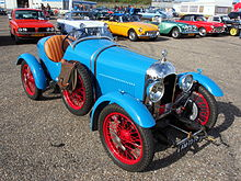 Amilcar CGSS - Wikiped...