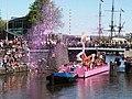 Boat 16, Canal Parade Amsterdam 2017 foto 1.JPG