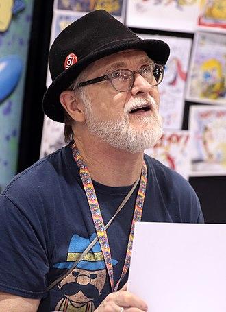 Bob Camp - Camp at the 2018 Phoenix Comic Fest