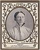 Bob Ganley, Washington Nationals, baseball card portrait LCCN2007683850.jpg