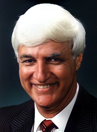 Katter's Australian Party - Bob Katter, party leader 2011–present, pictured earlier in his parliamentary career
