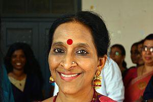 Bombay Jayashri - Image: Bombay Jayashri