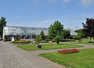 Bornholm Butterfly Park - Bornholm Butterfly Park, Nexø