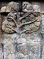 Borobudur - Divyavadana - 073 W, The Nun Saila teaches King Rudrayana and his Wives (detail 1) (11706207525).jpg