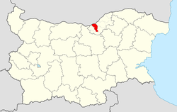 Borovo Municipality within Bulgaria and Ruse Province.