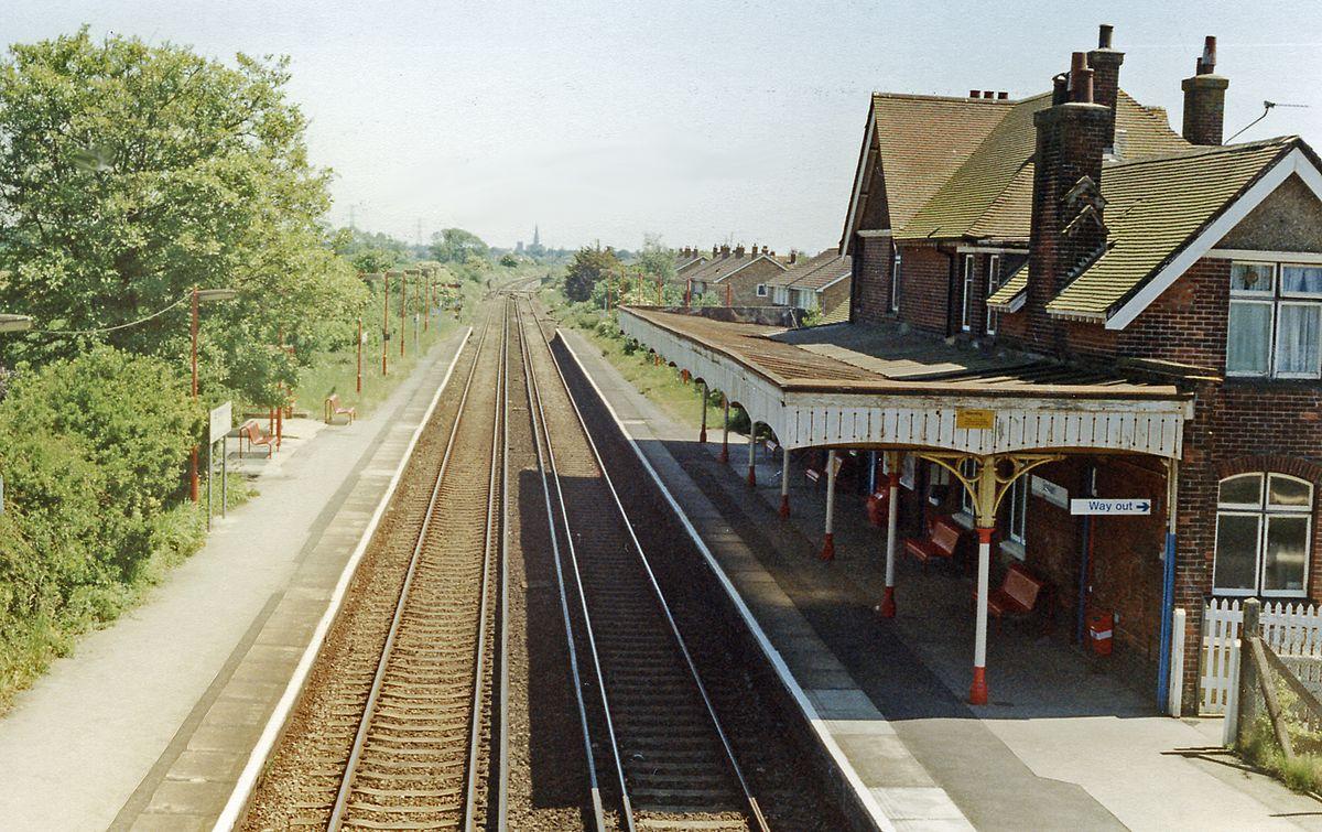 bosham railway station
