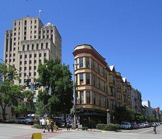 Old City Hall Historic District - Old Bostwick Hotel, Tacoma, Washington